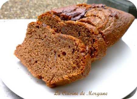 Cake au nutella sans beurre la cuisine de morgane for La cuisine de morgane