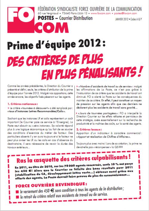 prime FA 2012