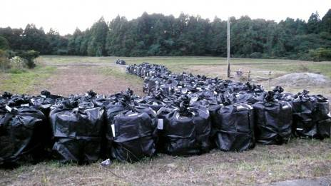 dechets contaminés-fukushima.jpg