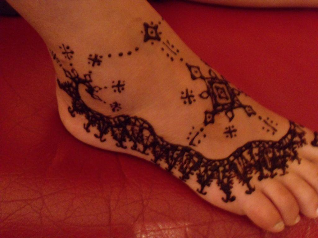 Mod le de henn 1 henna caftanzawaj - Modele de henna ...