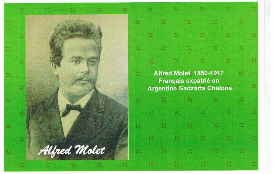 Statuts  Fondation Alfred Molet  association