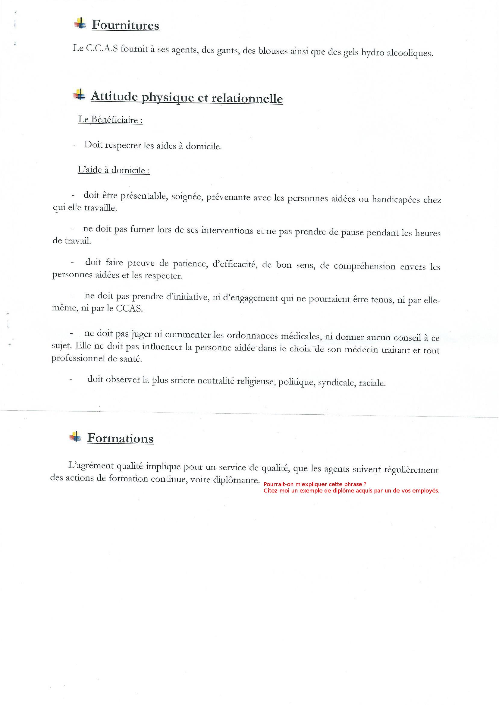 Doc Procedure Licenciement Cesu