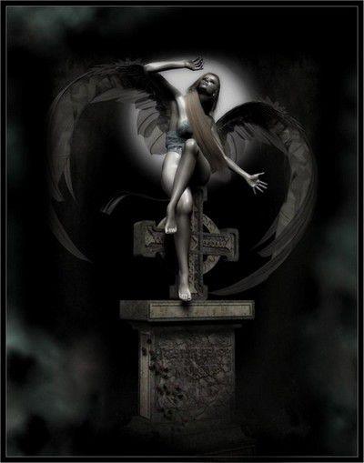 dans fond ecran ange noir artimage_521084_3672081_201110021522950
