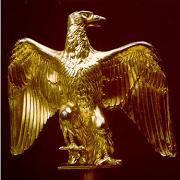L'aigle symbole de l'empire romain