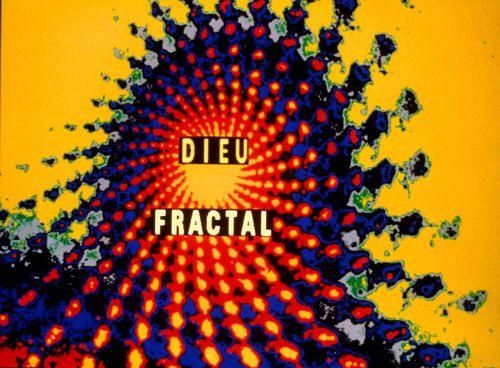 Carlos Ginzburg_Dieu fractal_1992
