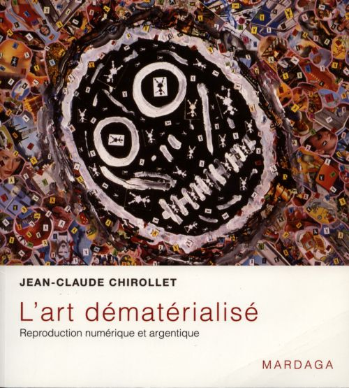 L'Art d&eacute;mat&eacute;rialis&eacute;_Mardaga_2008_couverture
