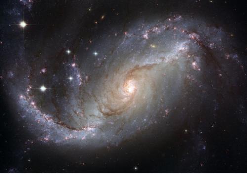 Galaxie tourbillonnaire