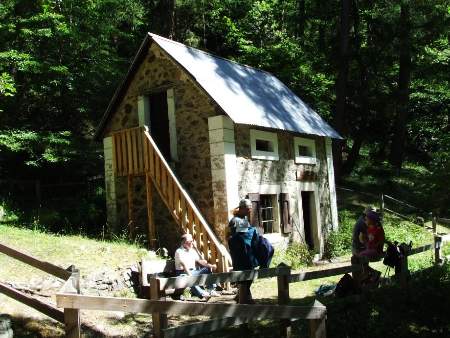 Cabane de Peyron-Roux - Vallon de Peyron-Roux Molines en Ch. - 25.07.07.JPG