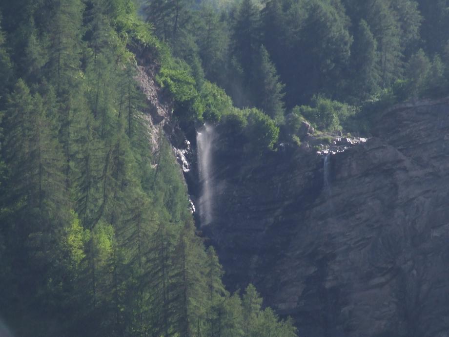 Cascade de la Pisse - Vallée du Tourond -  Haute route du Vieux Chaillol - 26.07.07 - 1.JPG