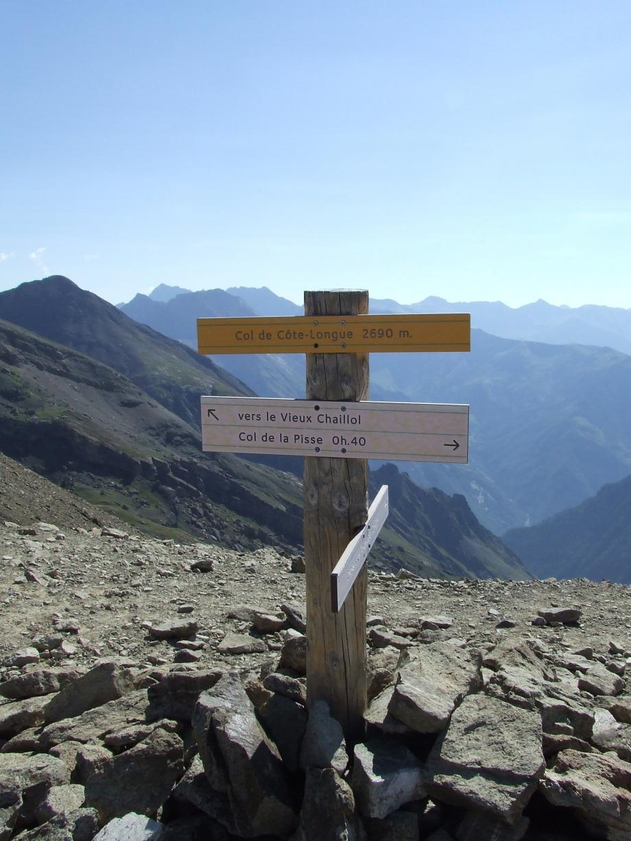 Col de Côte-Longue - Haute route du Vieux Chaillol - 27.07.07.JPG