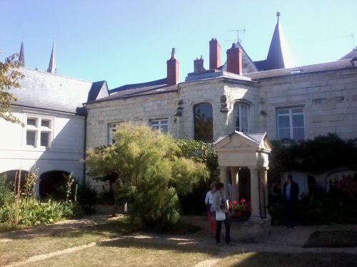 jardin du salon Donadieu