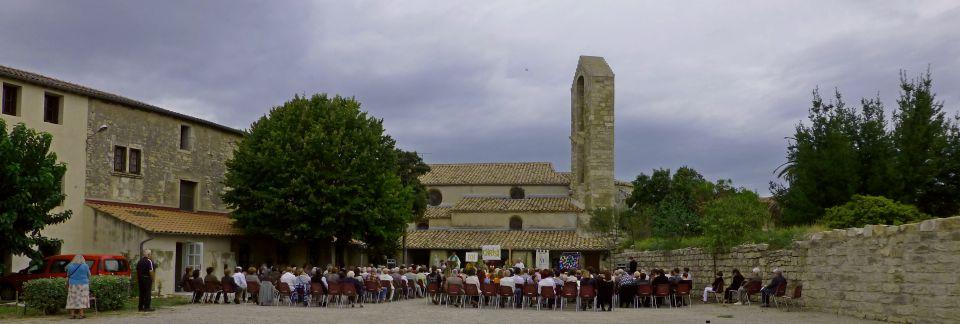 Saint-Philippe-du-Vidourle en  Petite Camargue