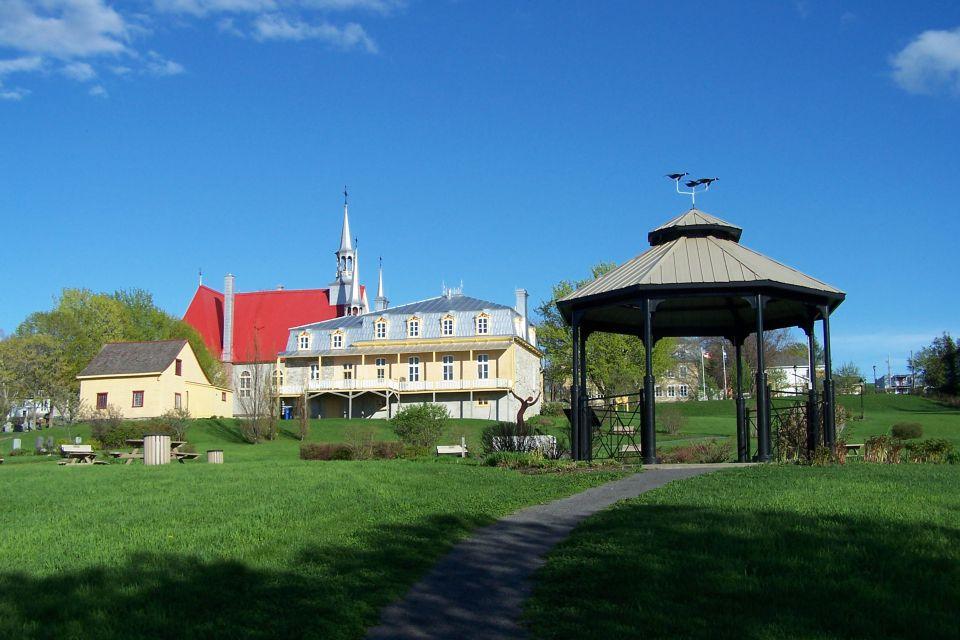 L ' île d ' Orléans ,  berceau du Québec