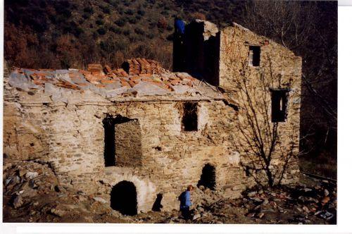 dépose du toit 1998