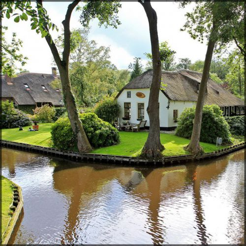 Giethoorn, Pays-bas
