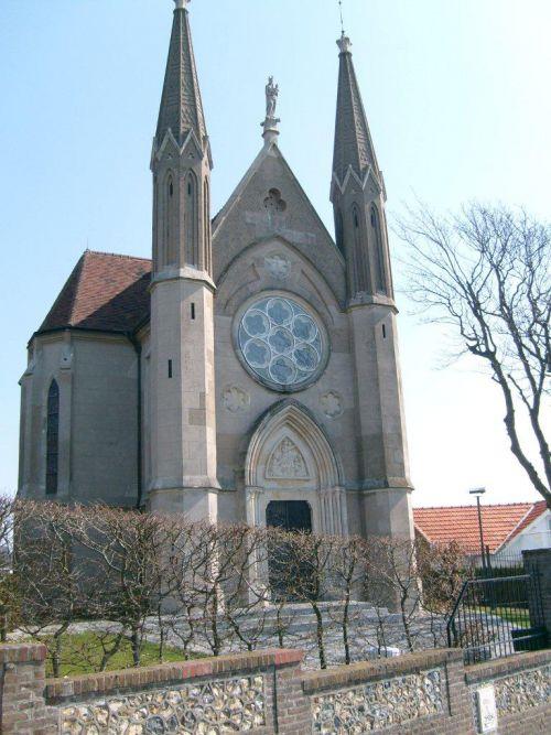 La Chapelle NOTRE DAME des Flots, Sainte Adresse
