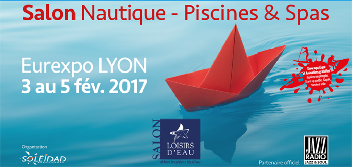 Salon loisirs d 39 eau invitations gratuites gpm guide for Salon nautique nantes