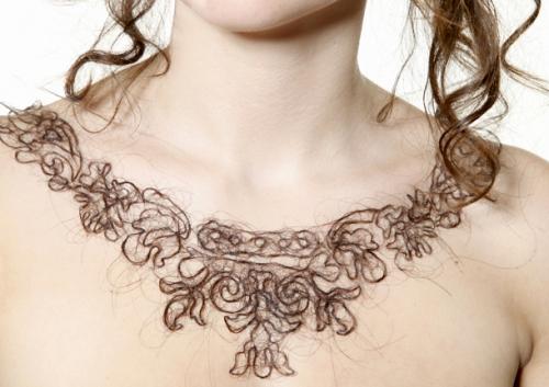 Arts Thread Kerry Howley Hair Necklace2.jpg