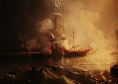 Théodore_Gudin-Combat_d'un_vaisseau_français_et_de_deux_galères_barbaresques_mg_5063.jpg
