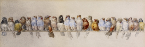 Hector_Giacomelli_-_A_Perch_of_Birds_-_Walters_37963.jpg