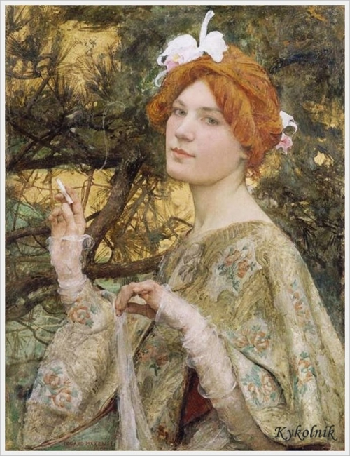 Edgard_Maxence_France_1871_1954_La_Femme_a_l_Orchidee_1900.jpg