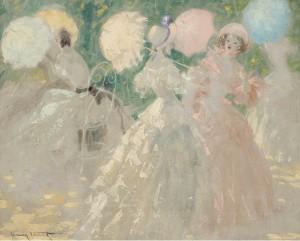 Louis-Icart-The-Umbrellas-Impressionism-Paintings-135-300x241.jpg