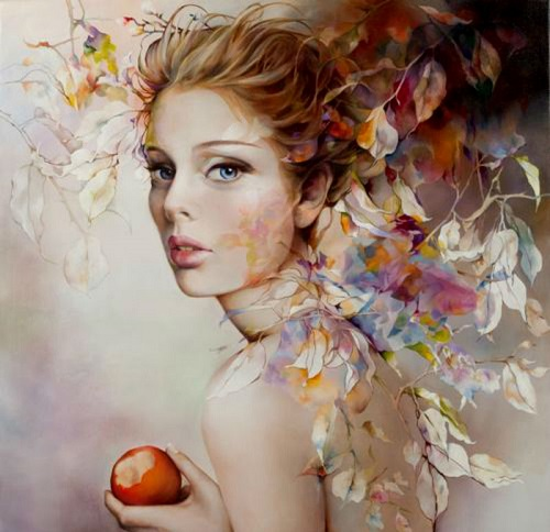 Female-floral-portrait-by-Chinese-painter-Wendy-Ng-4.jpg
