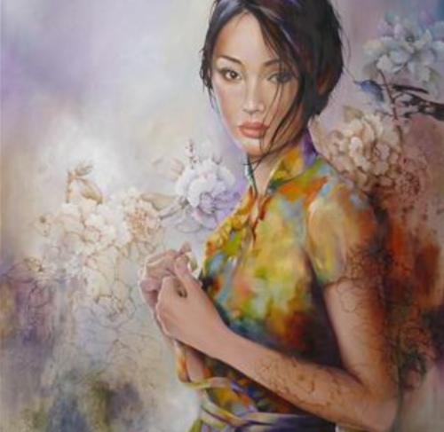 Female-floral-portrait-by-Chinese-painter-Wendy-Ng-6.png