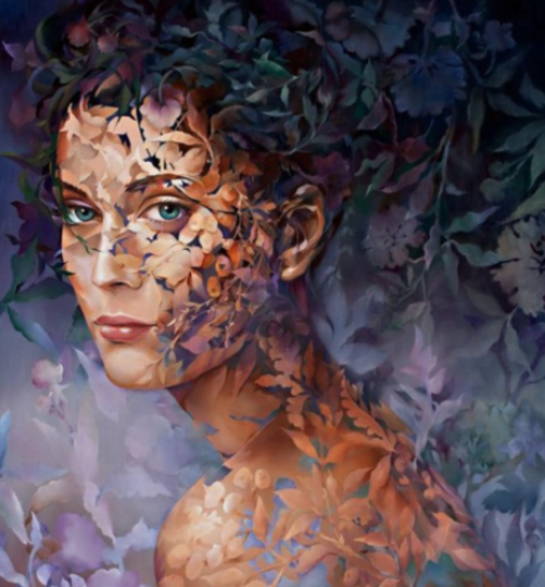 Female-floral-portrait-by-Chinese-painter-Wendy-Ng-9.png