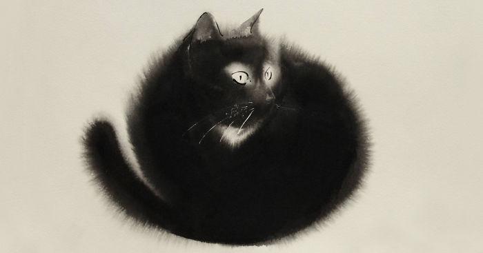 watercolor-cats-ink-paitings-endre-penovac-fb__700.jpg