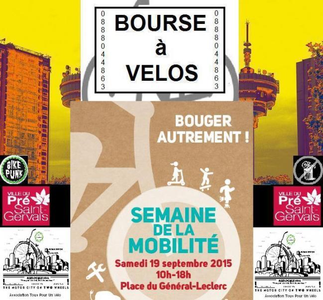 Bourse à vélos Le pré saint gervais.JPG