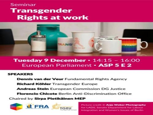 UE. Les droits au travail pour les transgenres.jpg