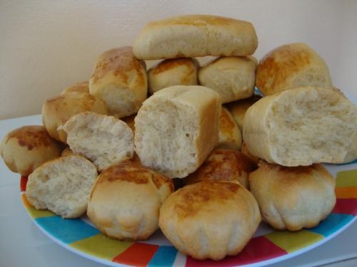 mise à l'honneur Karine pain au lait pas filante mais bon avec du nutella.JPG
