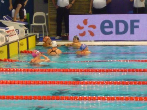 Championnat de natation ce2 ecole des c dres qu tigny for Piscine quetigny