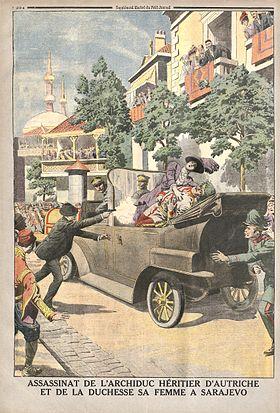 L'assassinat_de_l'Archiduc_héritier_d'Autriche_et_de_la_Duchesse_sa_femme_à_Sarajevo_supplément_illustré_du_Petit_Journal_du_12_juillet_1914.jpg