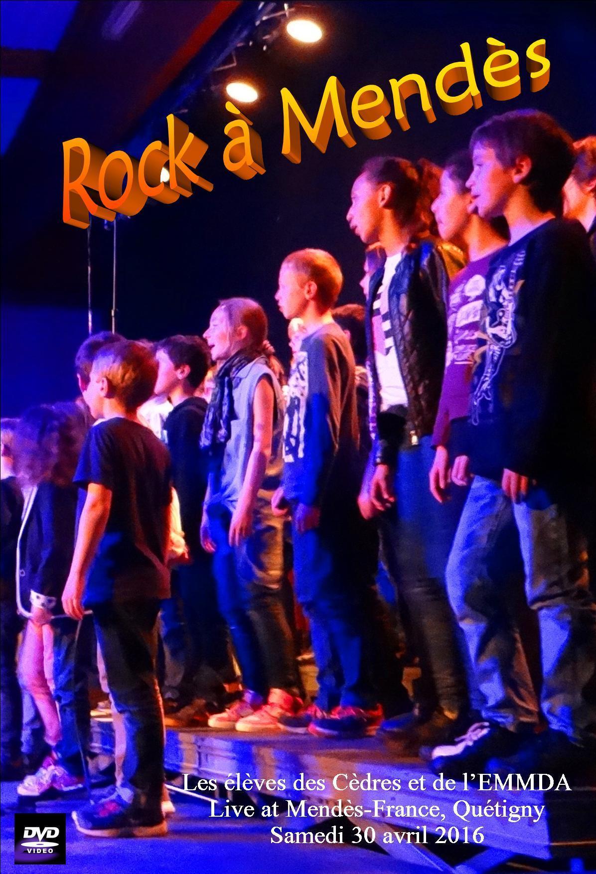 Rock à Mendès DVD 01.jpg