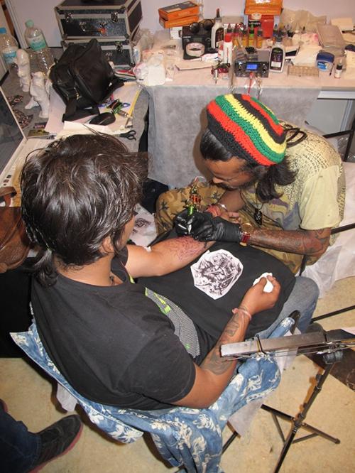 Small IMG_1971 AS Shankar Singh Tattoo Convention Delhi 2014.jpg