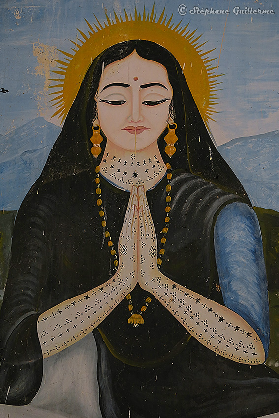 IMG_3451 Peinture murale Lirbai Ji Temple de Lirbai Ji Modhwada Small.jpg