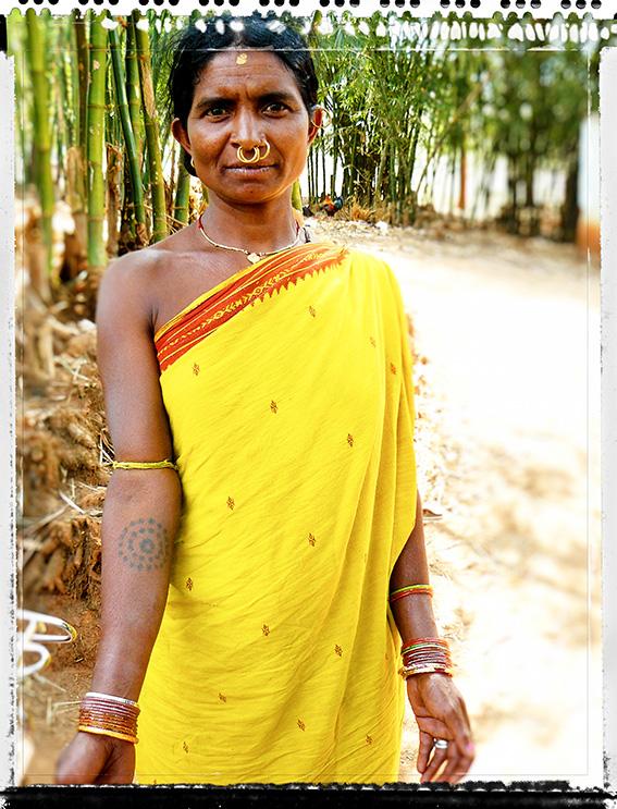 Blog 30x40 cms Tattoo Tribal TT 26 Paraja lady near Jeypore.jpg
