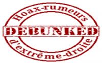 Debunkers des rumeurs / hoax d'extrème-droite