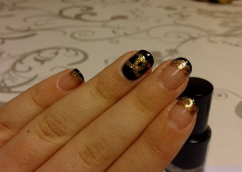 Ongles Chanel