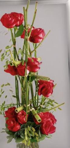 Tubes fleurs coup es fleurs aux couleurs rouges graph - Fleur commencant par t ...