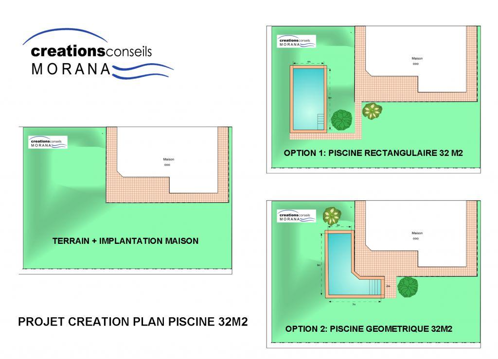 Creation design mon plan de piscine creation en for Plan architecture en ligne