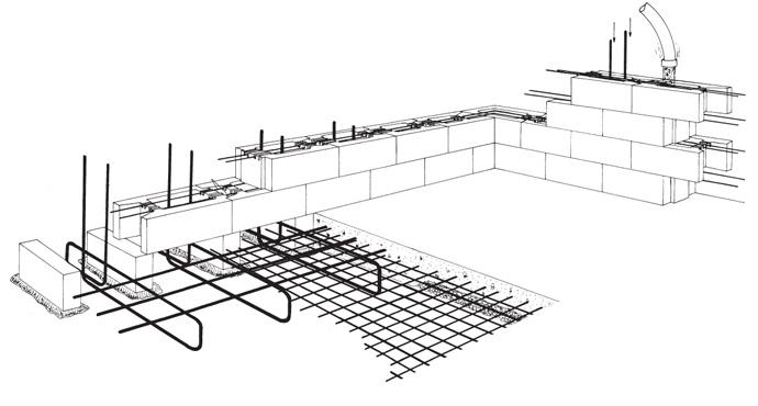 comment mettre en oeuvre le b ton dans des blocs bancher mon plan de piscine creation en. Black Bedroom Furniture Sets. Home Design Ideas