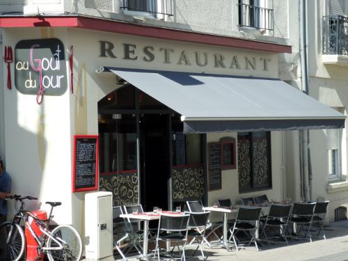 Au gout du jour restaurants angers - Le gout du jour moulins ...
