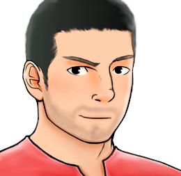 Portrait Losan Charo.