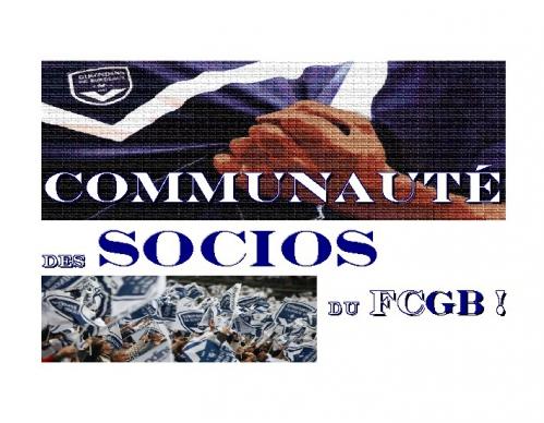 Une association de socios aux Girondins ?