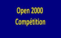 Open 2000 Compétition