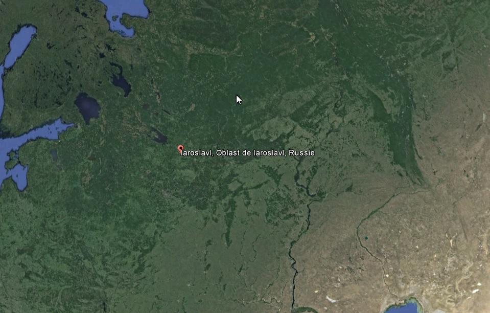 Russie un ovni nocturne qui claire comme en plein jour for Plein jour fenetre