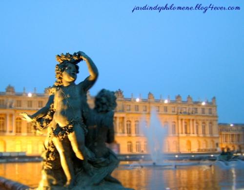 Versailles mon coup de coeur permanent jardin de for Jardinier paysagiste versailles
